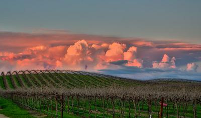 Sunset in CA