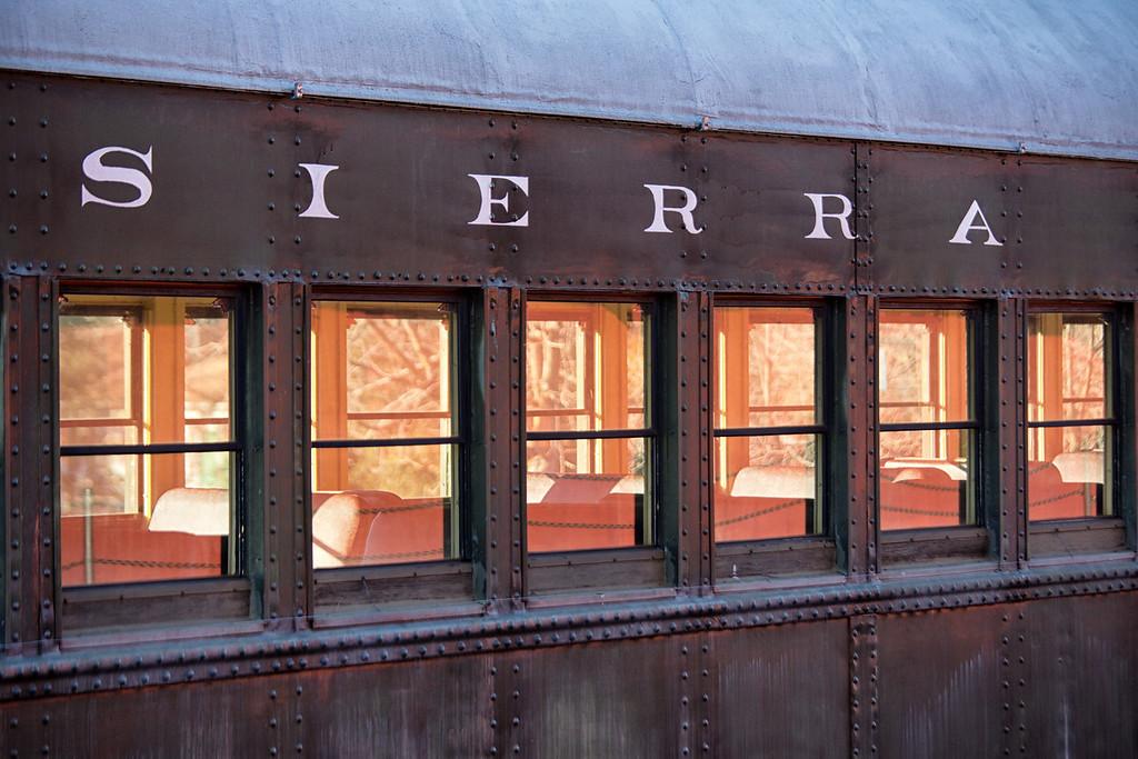 Sierra Train
