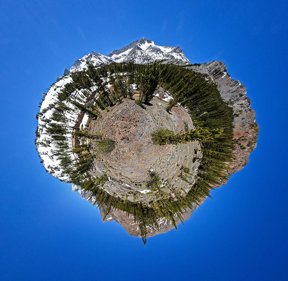 Sierra skyline