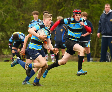 Brentwood Eels -v- Cents U14's (April 2016)