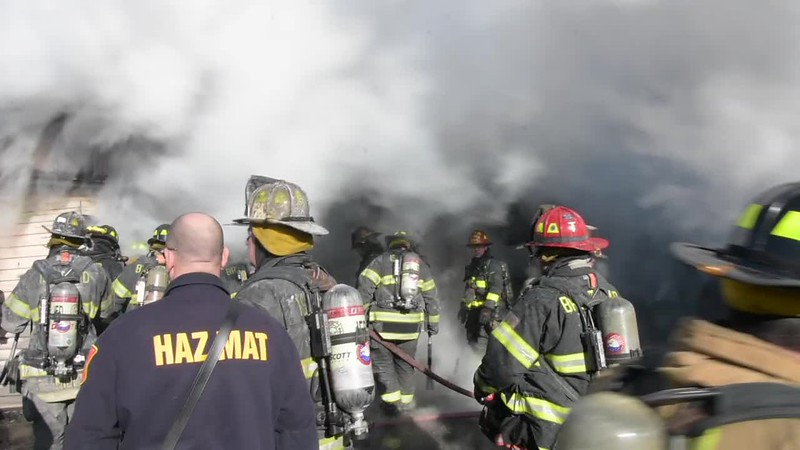 Brentwood Self Storage Fire- Paul Mazza