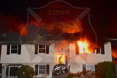 Brentwood F.D. Signal 13  Berrywood Court  8/9/20