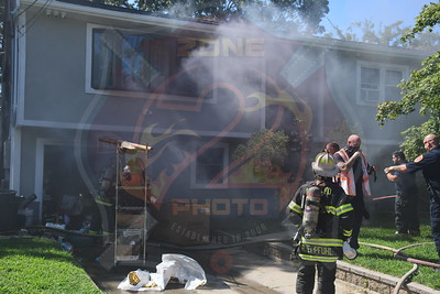 Brentwood F.D. Signal 13   Studley St.  8/26/20