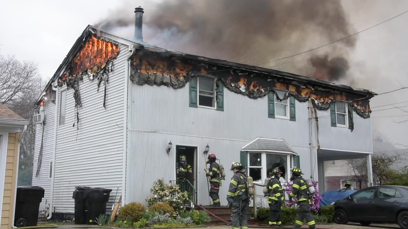 Brentwood House Fire-Paul Mazza