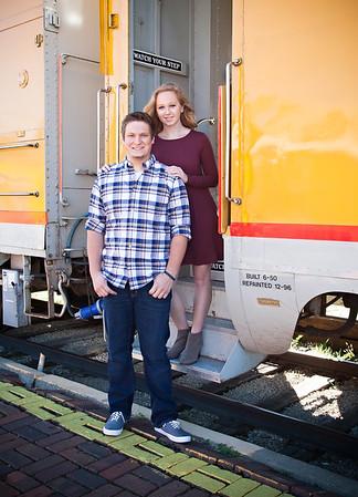 Brett and Morgan