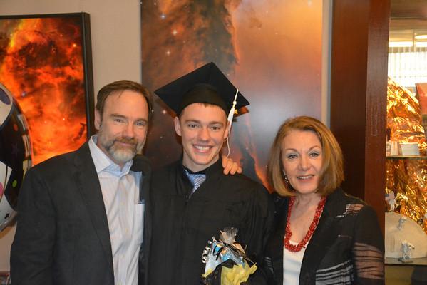 CU Graduation May 2014