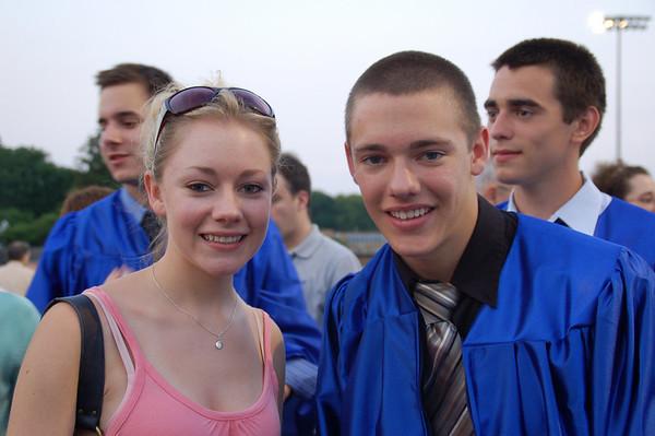 Springfield H.S. Graduation - 2008