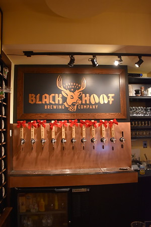 Black Hoof Brewery