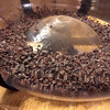 11/24/13 Day 8 transferred 1/2 of the  Oatmeal Stout to secondary on to 4 oz of Cacao Nibs