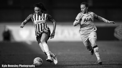 Brighton and Hove Albion Women v Tottenham Hotspur Women