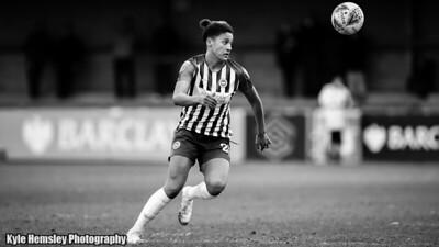 Brighton and Hove Albion Women v Tottenham Hotspur Women