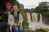 Rainbow Falls in Wailuku State Park.