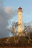 Kalaupapa Lighthouse (easy walking distance from our place), built to guide boats past Molokai on their way to Oahu.