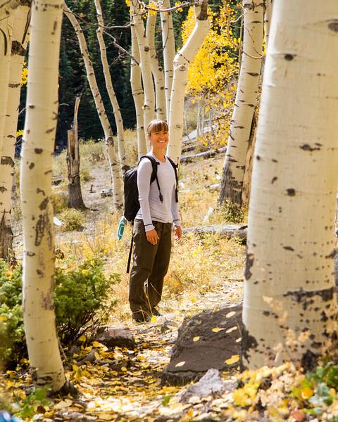 Amanda hiker
