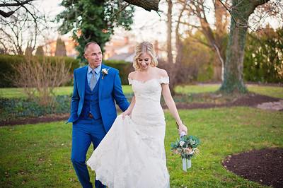 Brian and Christine Wedding Photos
