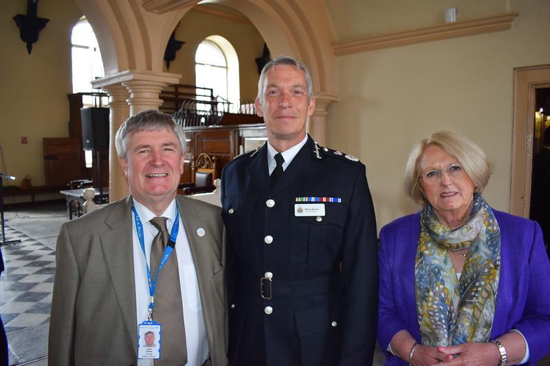 Winton Keenen Chief Constable Northumbria Police.