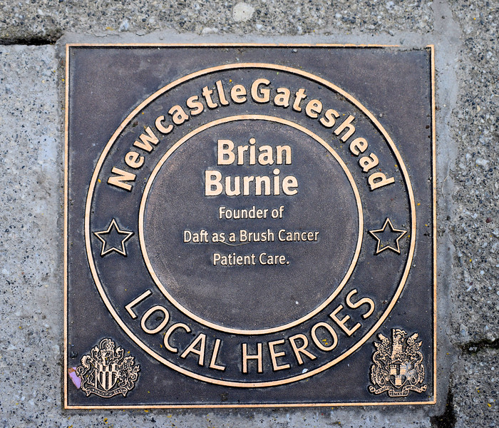 Brian's Local Hero Award!