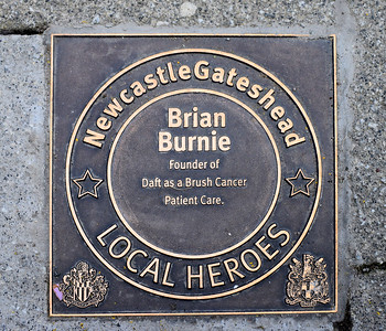 "Brian receives ""Local Heroes"" Award!"