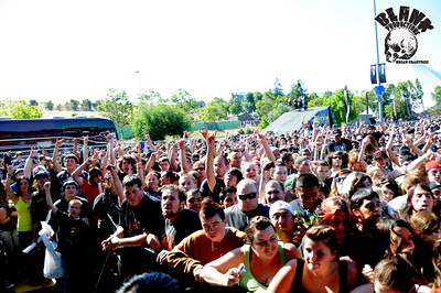 Atreyu 7/11/2010- Mayhem 2010 @ Shoreline (Mountain View, CA)