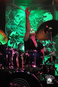 Calabrese 1/10/2010 @ Slim's (San Francisco, CA)