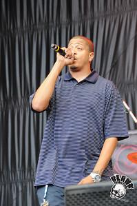 Chali 2Na 8/14/2009 - 09' Rock The Bells @ Shoreline (Mountain View, Ca)