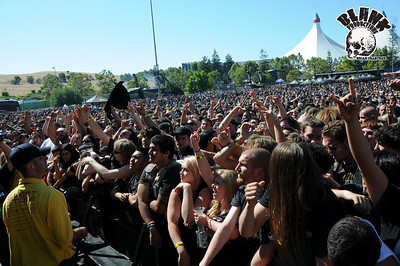 Chimiara 7/11/2010- Mayhem @ Shoreline (Mountain View, CA)