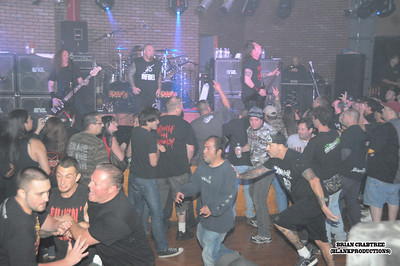 Exodus 9/12/2010 Mandown Productions @ The Avalon