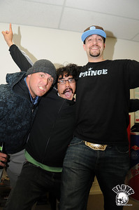 The Expendables- YMM interview shots @ Your Music Music Office