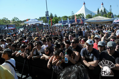 Face To Face 6/26/2010- Vans Warped Tour @ Shoreline (Mountain View, CA)