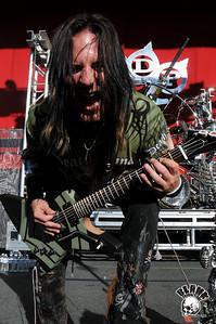 Five Finger Death Punch 7/11/2010- RockStar Mayhem @ Shoreline (Mountain View, Ca)