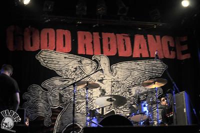 Good Riddance 9/29/2012 @ The Catalyst Club (Santa  Cruz, Ca) Blank Productions Photography, Brian S. Crabtree Photography