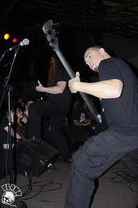 Hate Eternal 2/23/2012 @ The Catalyst Club (Santa Cruz, Ca) Blank Productions Photography, Brian S. Crabtree Photography