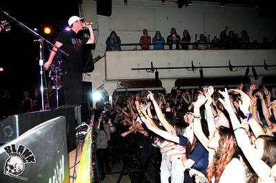 Iration 3/12/2011 @ The Catalyst Club (Santa Cruz, CA)