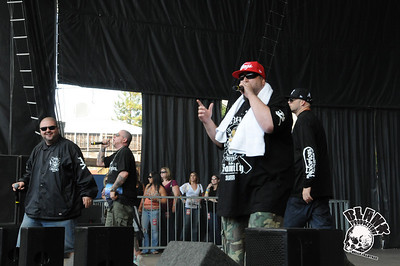 La Coka Nostra  8/14/2009- Rock The Bells 09' @ Shoreline (Mountain View, Ca)