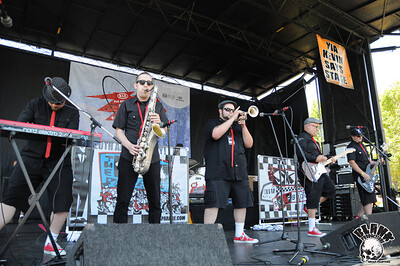 Monkey 6/26/2010- Vans Warped Tour @ Shoreline (Mountain View, CA)