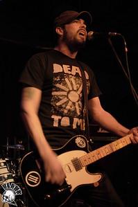 Nothington 3/2/2012 @ The Catalyst Club (Santa Cruz, Ca) Blank Productions Photography, Brian S. Crabtree Photography