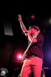 Ozomatli 4/19/2012@ The Catalyst Club (Santa Cruz, Ca) Blank Productions Photography, Brian S. Crabtree Photography