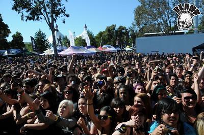 Pierce The Veil 6/26/2010- Vans Warped Tour San Francisco @ Shoreline (Mountain View, CA)