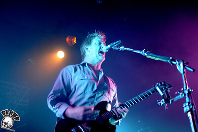 Queens Of The Stone Age 7/26/2011 @ The Catalyst Club (Santa Cruz, Ca) Blank Productions Photography, Brian S. Crabtree Photography, Your Music Magazine, Lyon Entertainment,