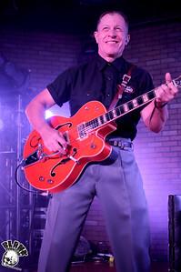 Reverend Horton Heat 7/5/2011 @ The Avalon (Santa Clara, Ca) Blank Productions Photography, Brian S. Crabtree Photography