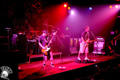 Slightly Stoopid 1/15/2012 @ The Catalyst Club (Santa Cruz, Ca) Blank Productions Photography, Brian S. Crabtree Photography