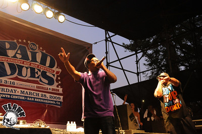 Slum Village 8/14/2009- 09' Rock The Bells @ Shoreline (Mountain View, CA)