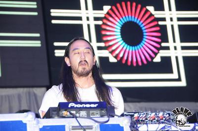 Steve Aoki 10/30/2010- Live 105 Spookfest 2010 @ The Cow Palace