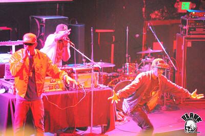 The Bayliens 11/12/2010 @ The Catalyst (Santa Cruz, CA)
