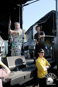 The Dickies 6/26/2010- Vans Warped Tour San Francisco @ Shoreline (Mountain View, CA)