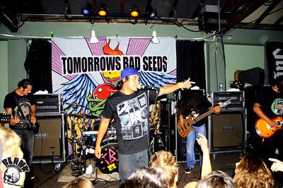 Tomorrows Bad Seeds 7/8/2011 @ The Catalyst Club (Santa Cruz, Ca) Blank Productions Photography, Brian S. Crabtree Photography