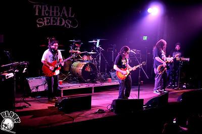 Tribal Seeds 12/2/2011 @ The Catalyst Club (Santa Cruz, Ca) Blank Productions Photography, Brian S. Crabtree Photography