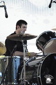 Veil Veil Vanish 6/6/2010- Vans Warped Tour  2010 @ Shoreline Amphitheatre (Mountain View, CA)