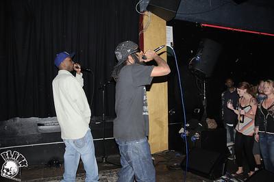 A Plus, Knobody, & DJ Lex 8/19/2011