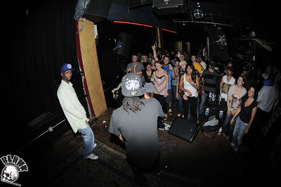 A Plus, Knobody, & DJ Lex 8/19/2011 @ The Blue Lagoon (Santa Cruz, Ca) Blank Productions Photography, Brian S. Crabtree Photography